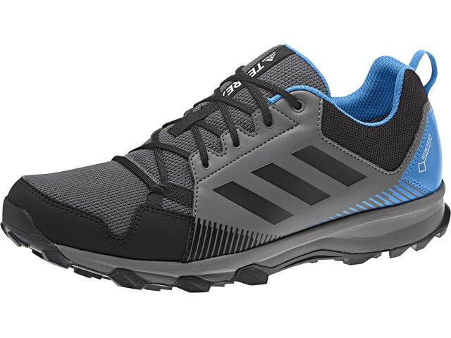 adidas TERREX TraceRocker GTX Trail-Running Shoes Men Core Black